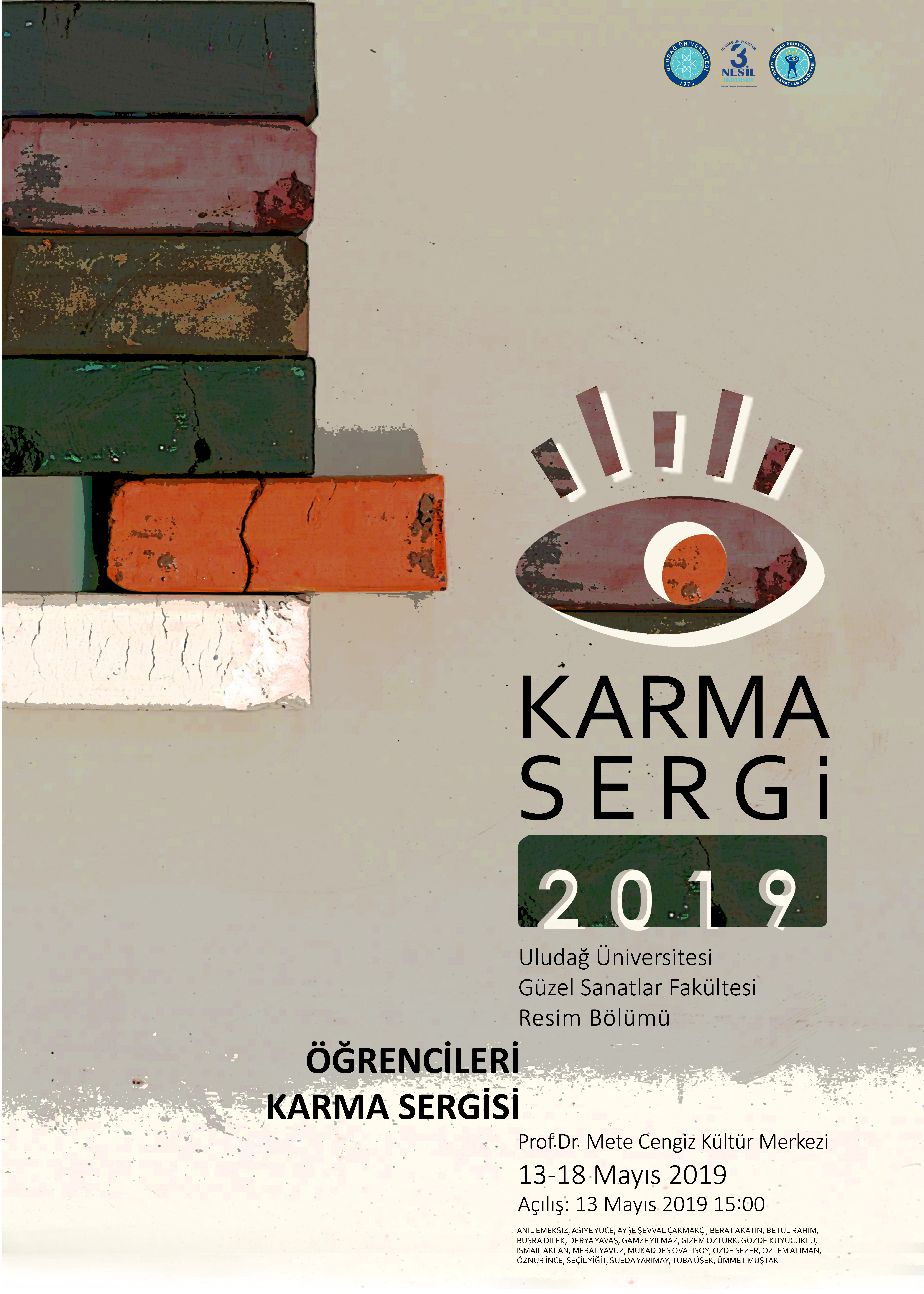 Karma Sergi 2019