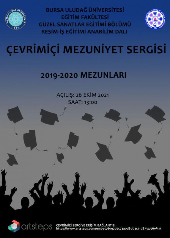 2019-2020 MEZUNLARI ÇEVRİMİÇİ MEZUNİYET SERGİSİ