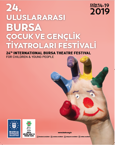 24. Uluslararası Bursa Çocuk ve Gençlik Tiyatroları Festivali