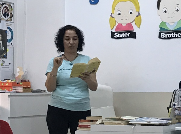Prof. Dr. Hülya KARTAL ile Kitaplar Üzerine Söyleşi