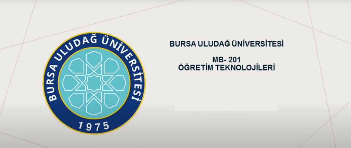 Beden Eğitimi ve Spor Öğretmenliği Bölümü Öğrencileri MB-201 Öğretim Teknolojileri Dersi Etkinliği