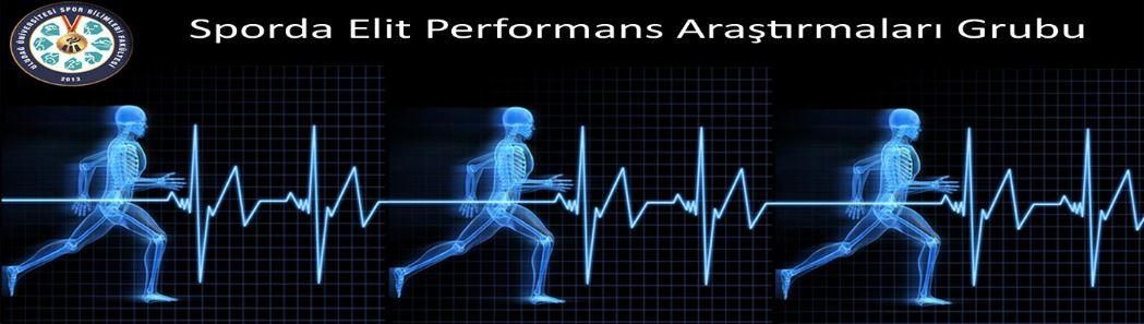 Sporda Elit Performans Araştırmaları Grubu