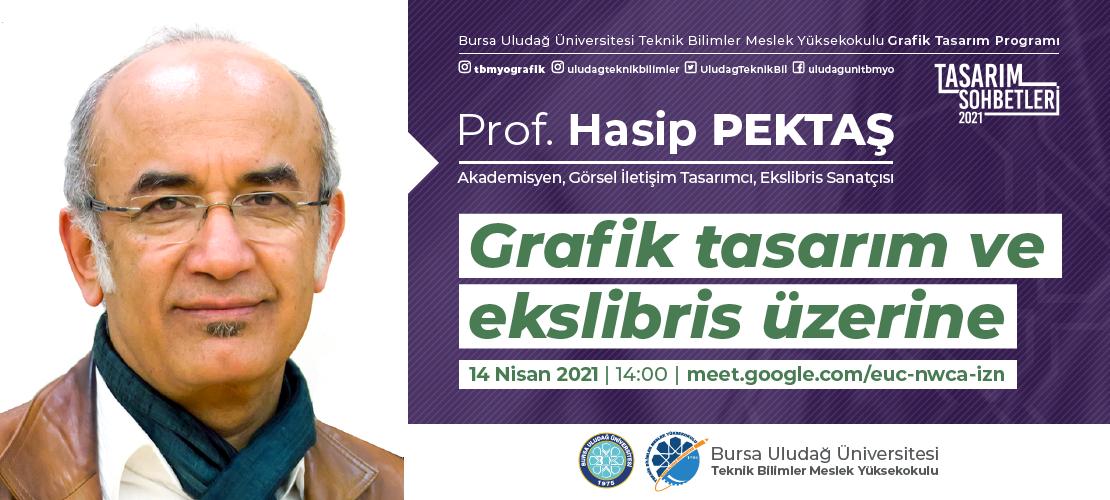 Prof. Dr. Hasip PEKTAŞ Webinarı