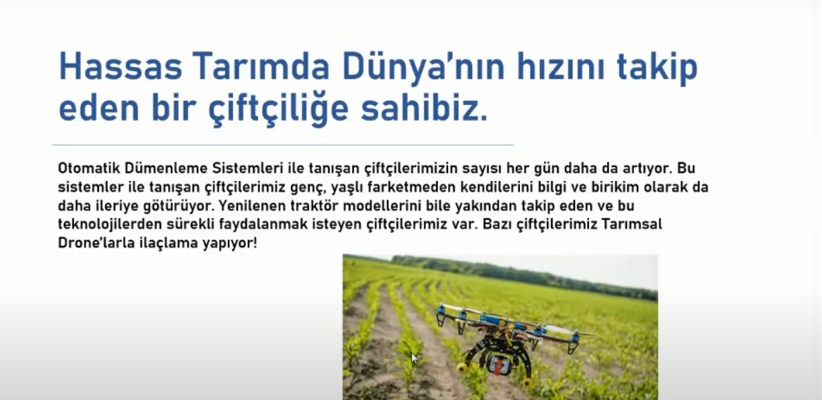 Tarım Makineleri Programının hazırladığı Öğrenci-Sektör Buluşmaları webinarı başarıyla gerçekleştirildi