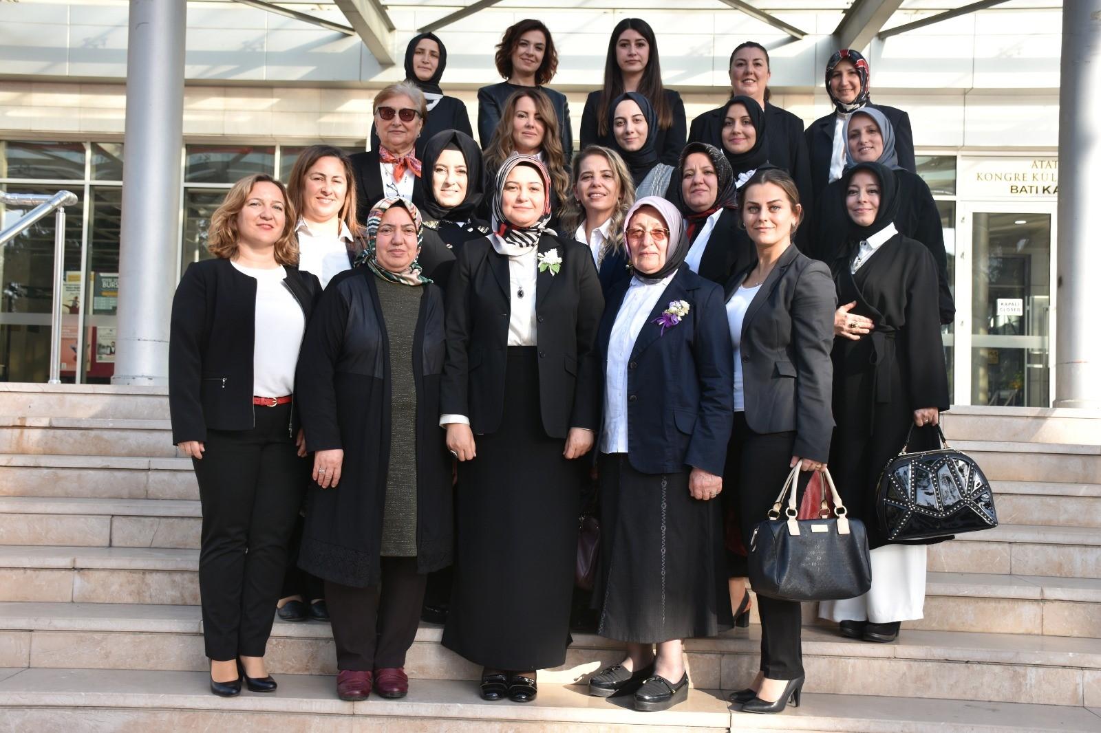 Öğr. Gör. Ayşe Energin, Bursa Kent Konseyi Kadın Meclisi Yürütme Kuruluna Seçildi