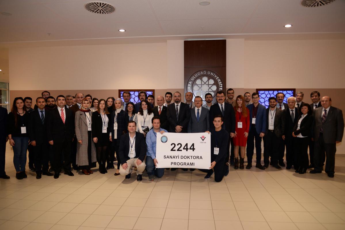 BUÜ Tubitak 2244 Sanayi Doktora Programı