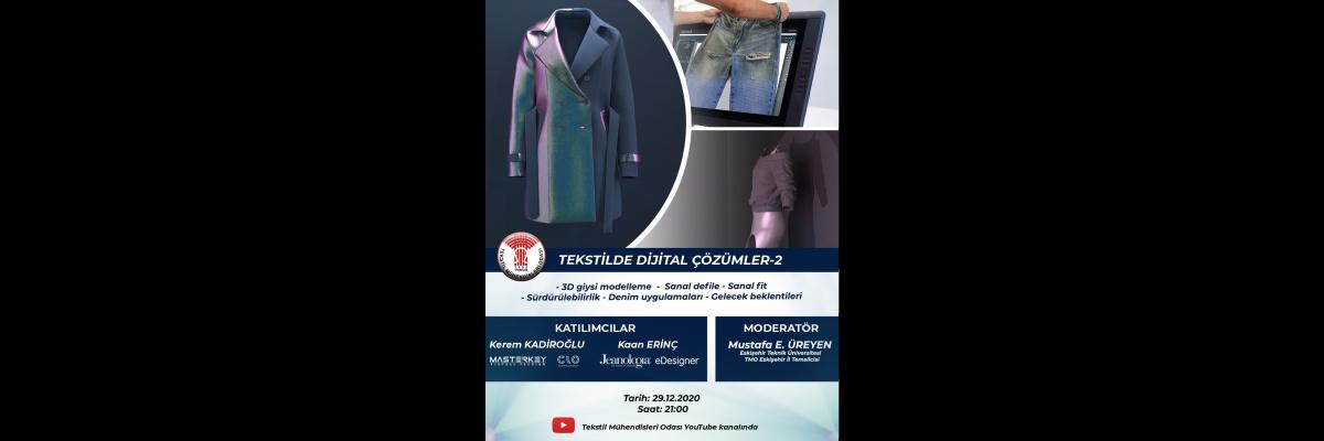 Tekstilde Dijital Çözümler