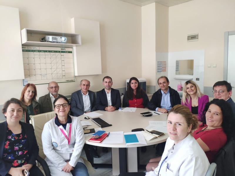 Translasyonel Tıp Akademik Kadrosu ve Destek Veren Öğretim Üyeleriyle Bölüm Toplantısı Gerçekleşti.
