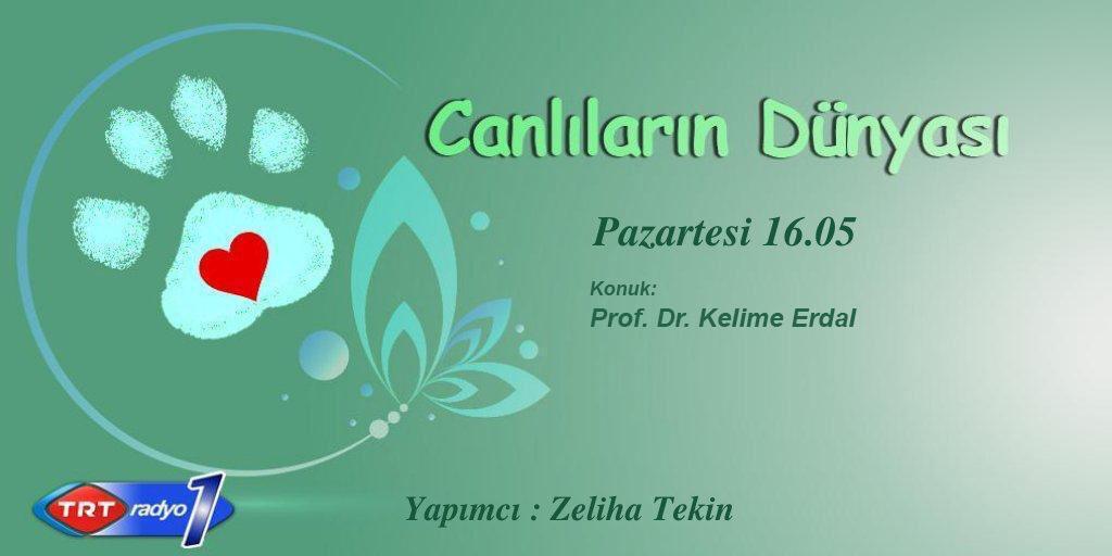 PROF. DR. KELİME ERDAL CANLILARIN DÜNYASI'NA KONUK OLDU