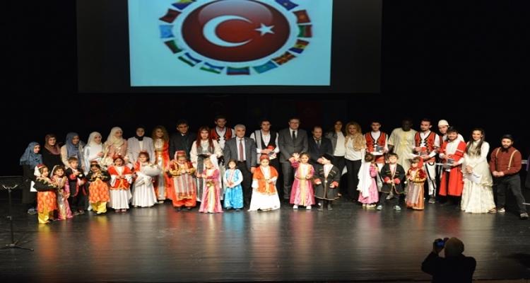 Türk Dünyası Elele