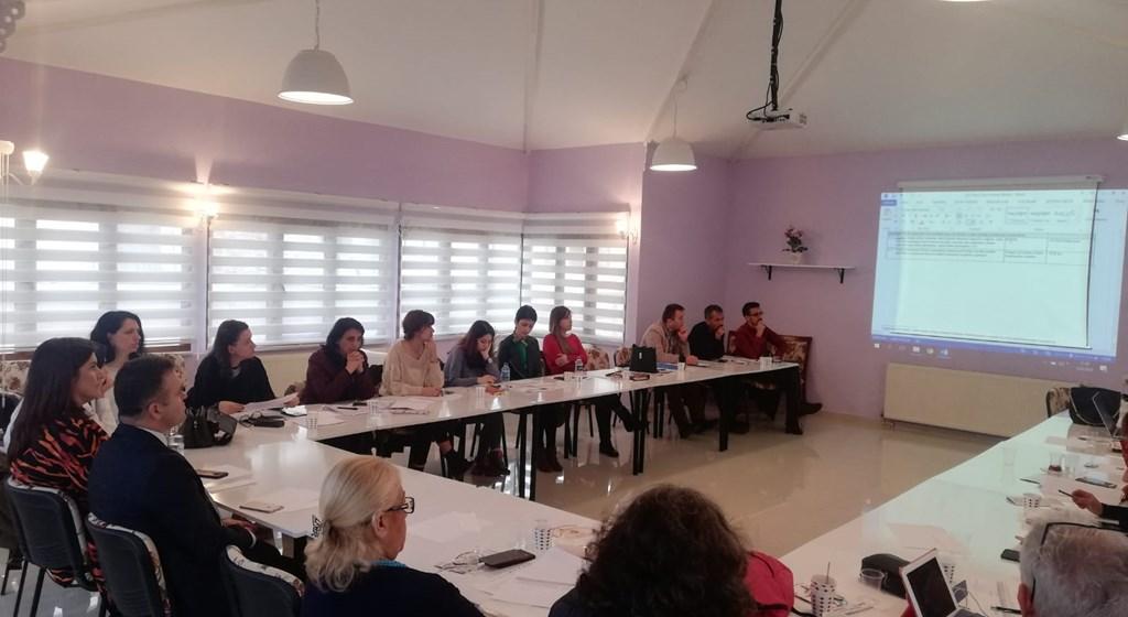 Kadına Yönelik Şiddetle Mücadele Teknik Kurul Toplantısı Yapıldı