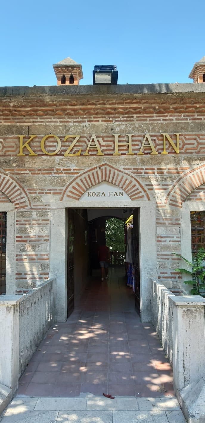 Koza Han/BURSA
