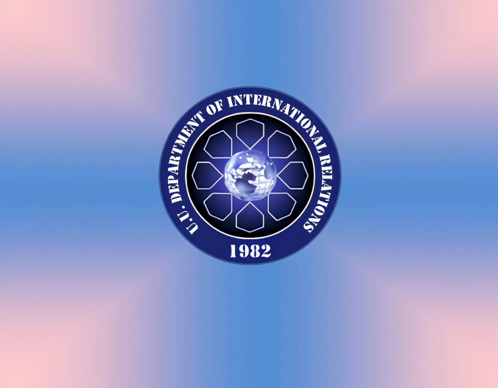 DEPARTMENT OF INTERNATIONAL RELATIONS