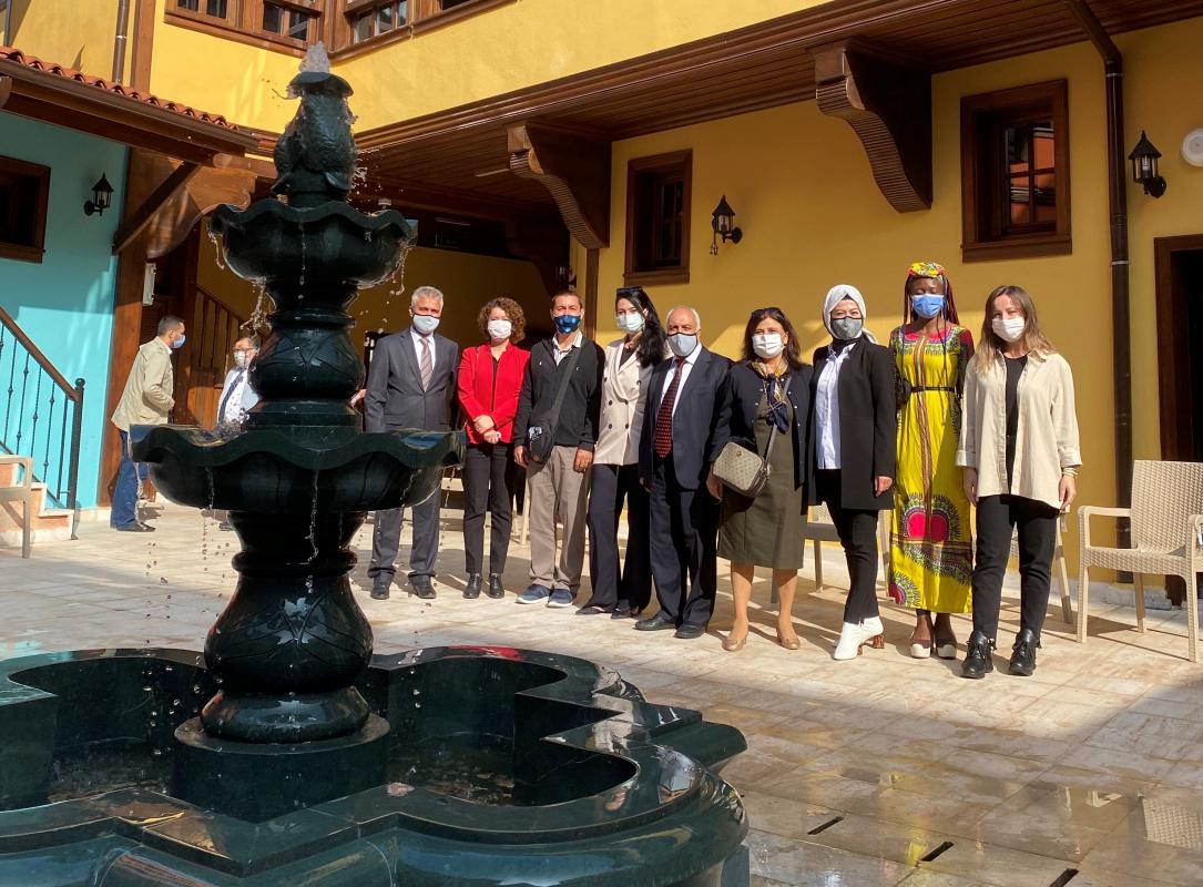 Şadırvanlı Han Açılış Töreni