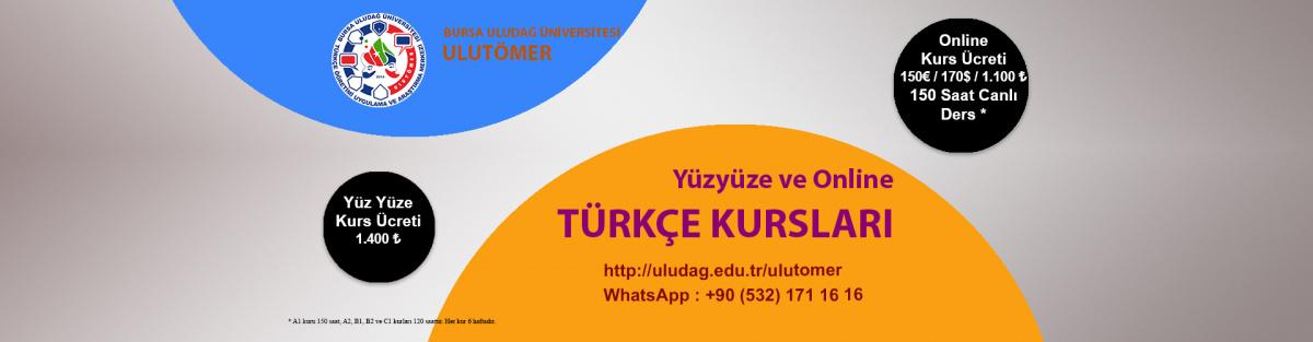 ULUTÖMER Yeni Dönem Türkçe Kursları Başlıyor