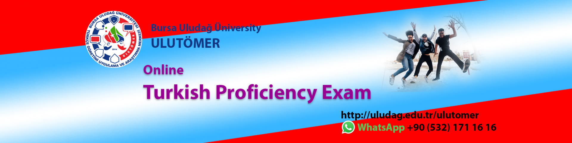 Online Turkish Proficiency Exam