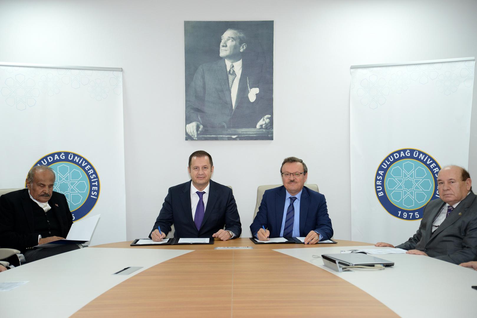 BUÜ ile Ermaksan A.Ş. arasında 2244 Sanayi Doktora Protokolü imzalandı