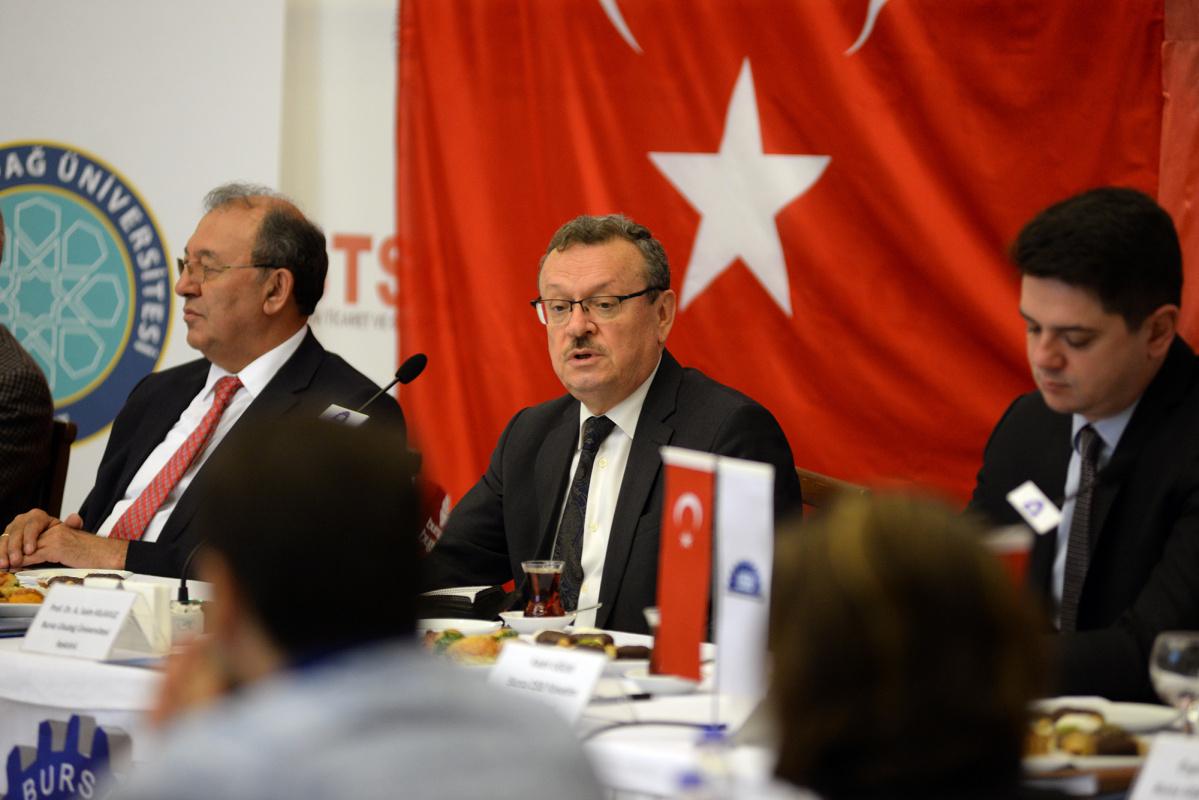 BUÜ ile A Plas San.Tic.ltd.şti arasında 2244 Sanayi Doktora Protokolü imzalandı