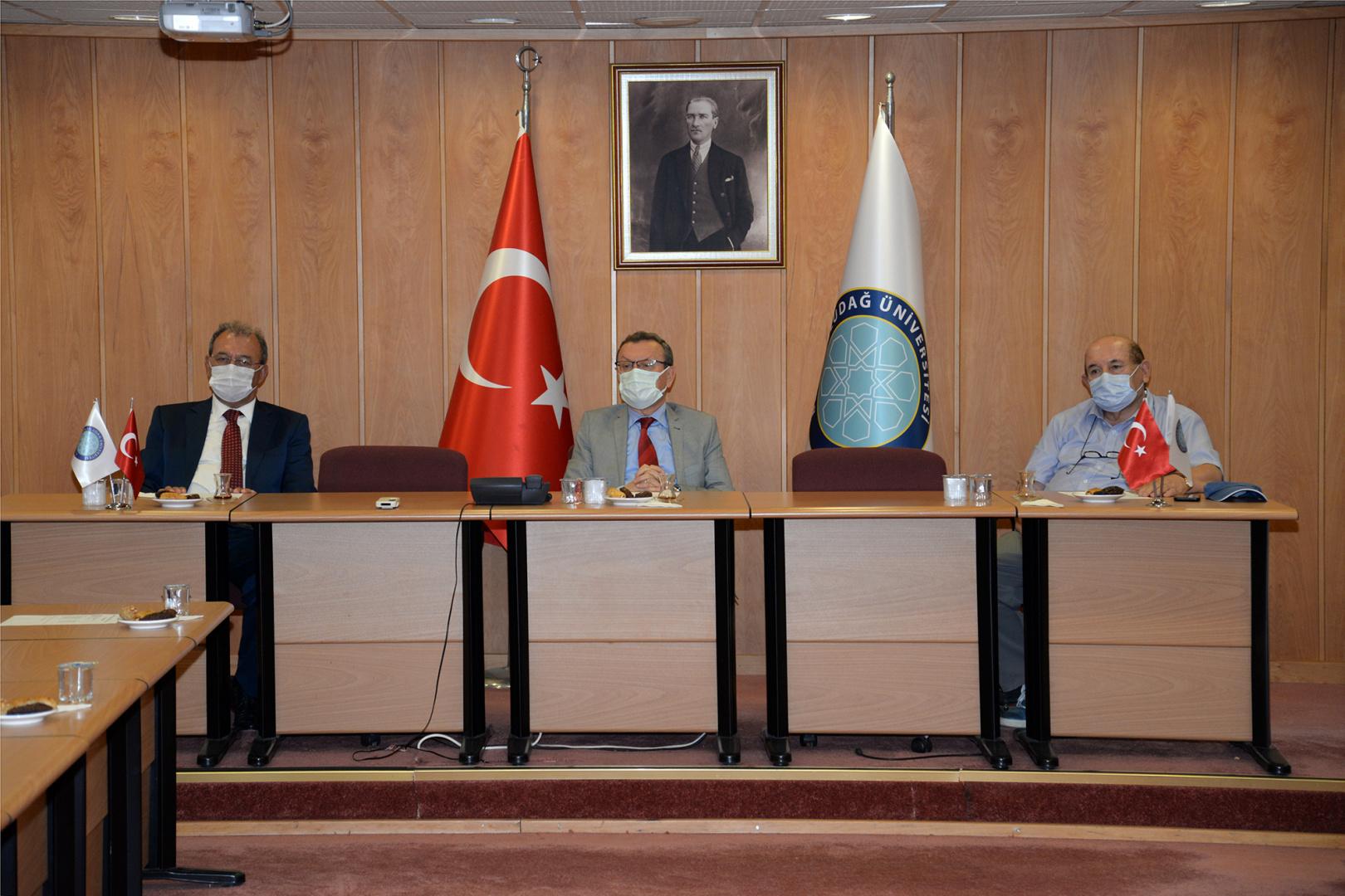 ÜSİGEM-KUSİ Çalışma Konseyi çalışmalarına yeni yol haritasını belirleyerek devam ediyor.