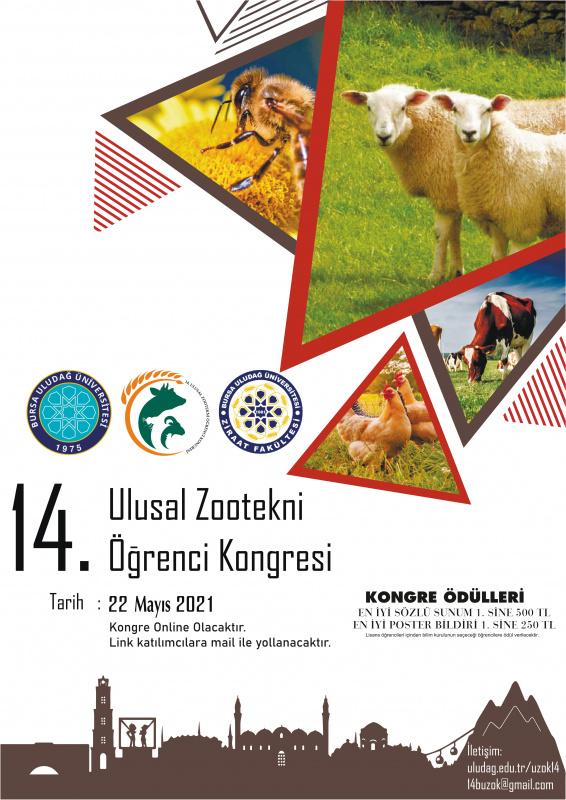 14. Ulusal Zootekni Öğrenci Kongresi