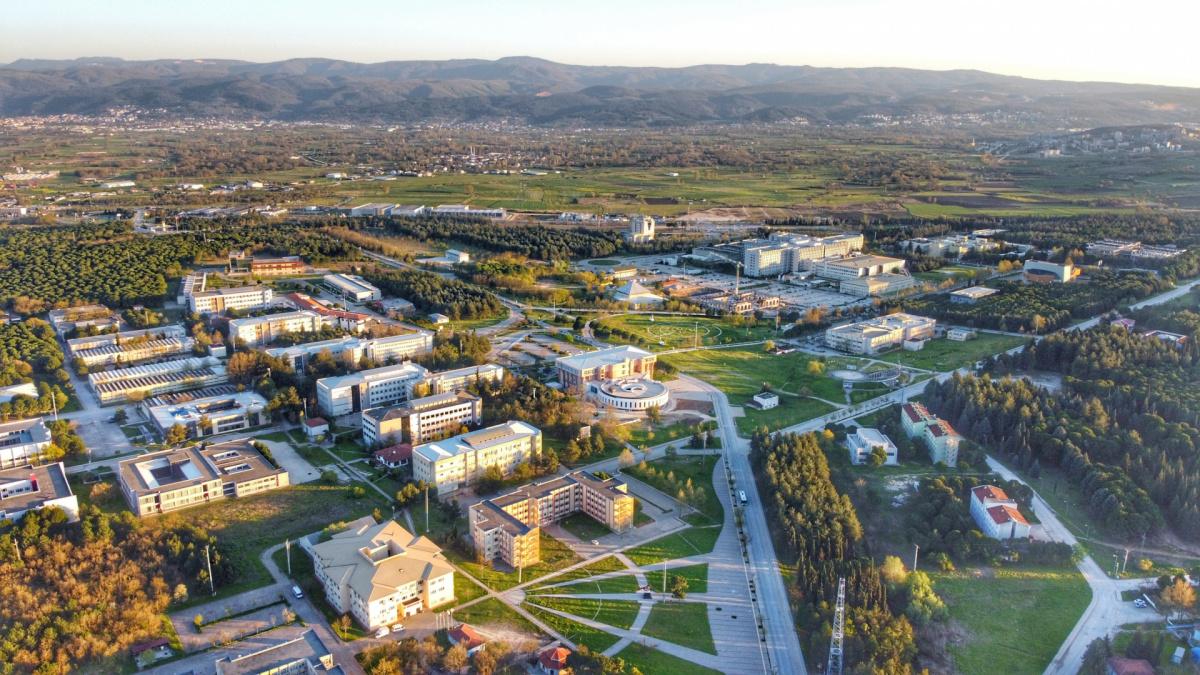 Bursa Uludağ University
