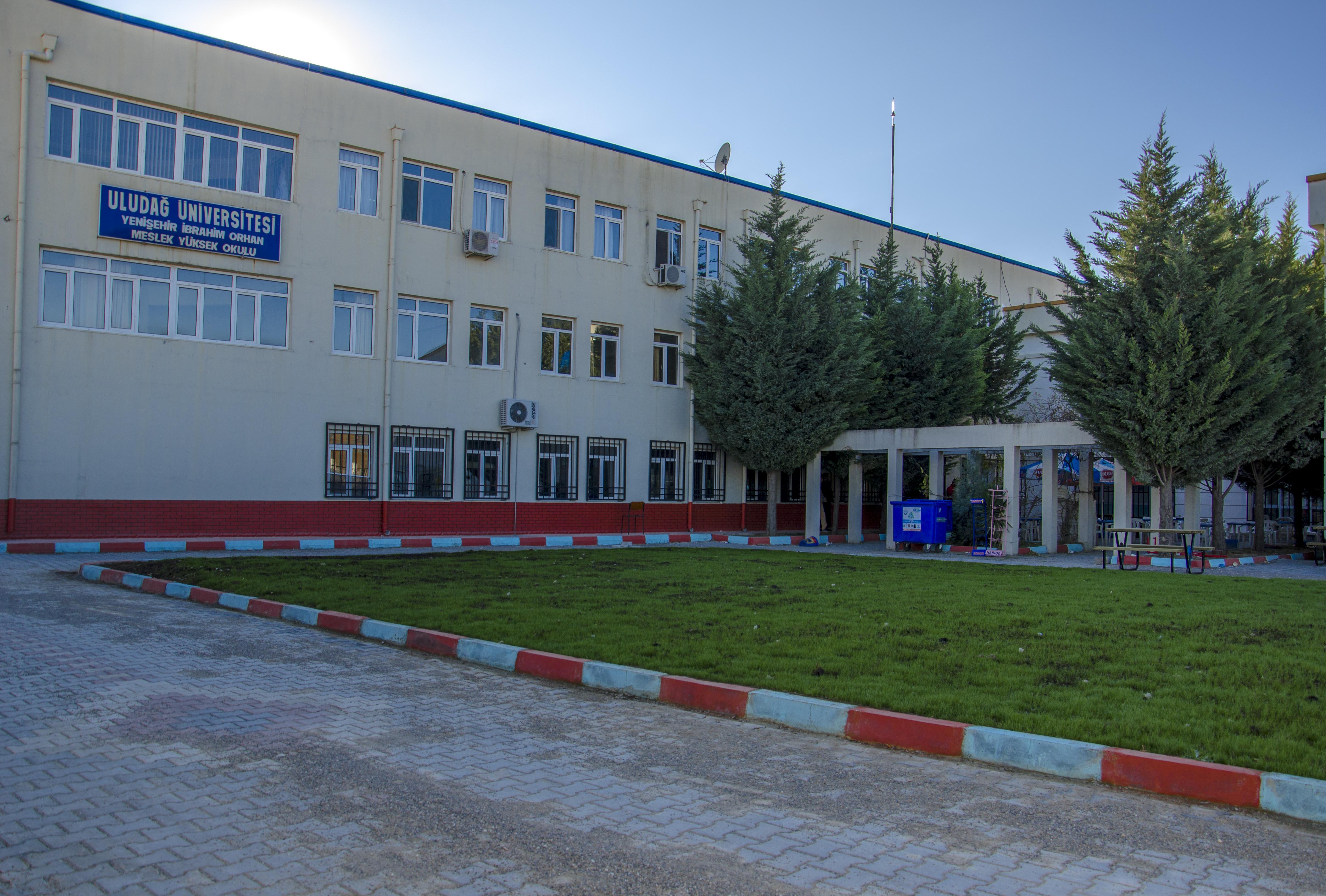 Vacational School of Yenişehir