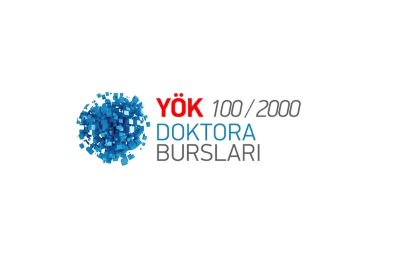 100/2000 YÖK Doktora Bursu 2019 - 2020 Güz Dönemi İçin Üniversitemize 6 Alanda 18 Kontenjan, BAŞVURU İÇİN OKUYUNUZ