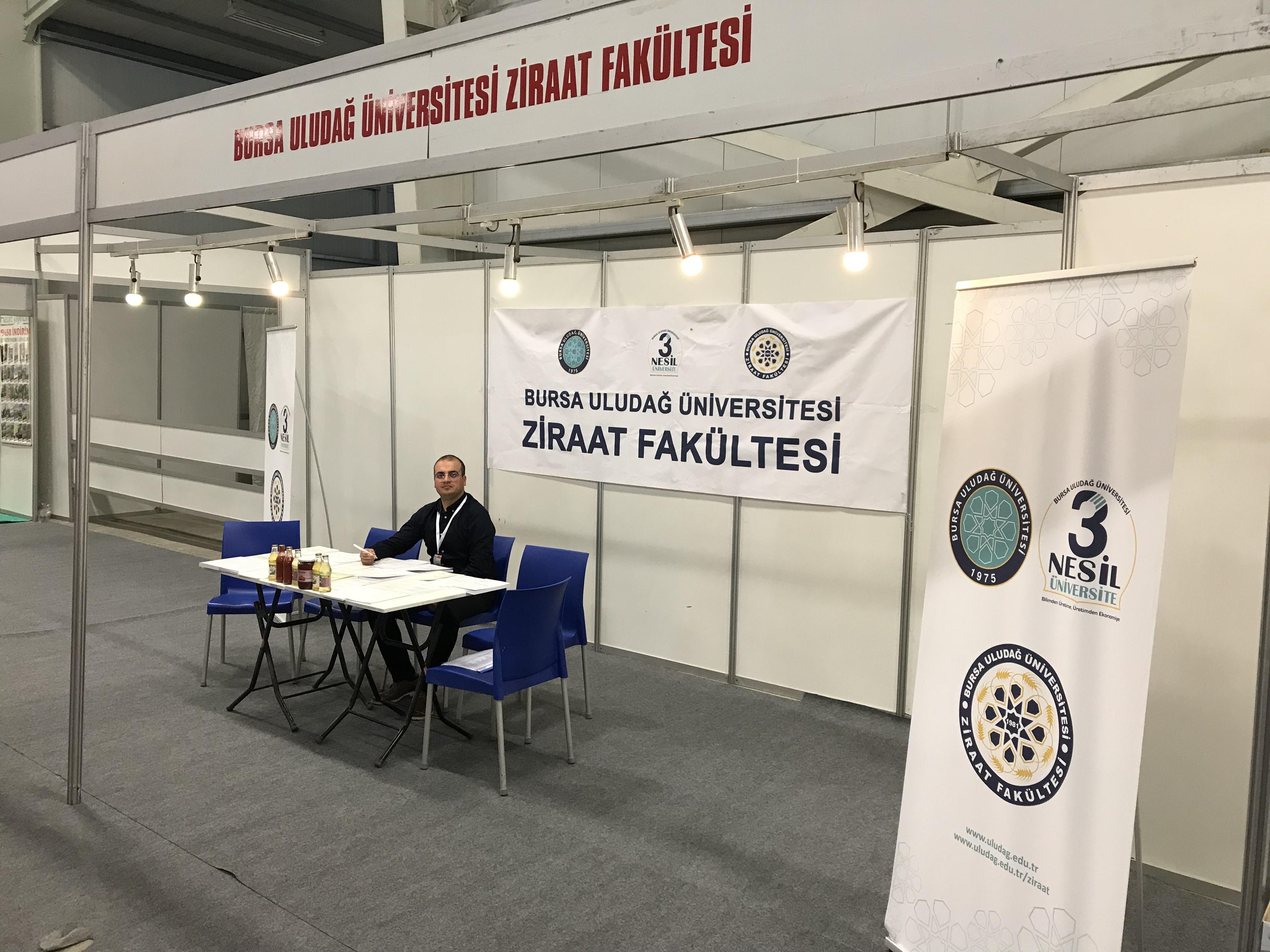 In Fair Bursa Agriculture 2018