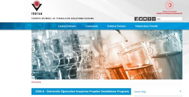 Gıda Mühendisliği Bölümü ile BİTUAM işbirliğinde TÜBİTAK 2209-A Lisans Proje başarısı